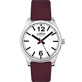watches limit strap s watch men pspnew debenhams silver coloured