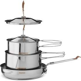 Primus CampFire Cookset S/Steel Small