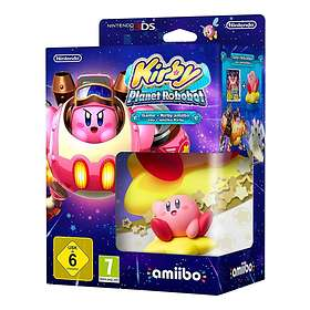 Kirby: Planet Robobot (incl. Amiibo Kirby Figure) (3DS)