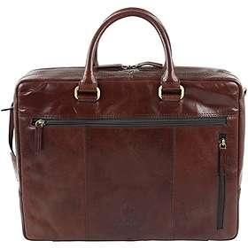 Leonhard Heyden Cambridge Briefcase 2 Compartment (5261)