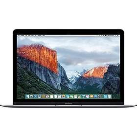 "Apple MacBook (Swe) - 1,2GHz DC 8GB 512GB 12"""