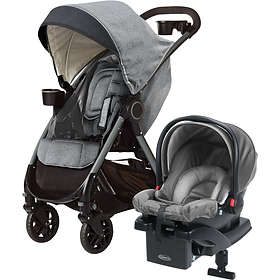 Graco Fast Action DLX (Travel System)