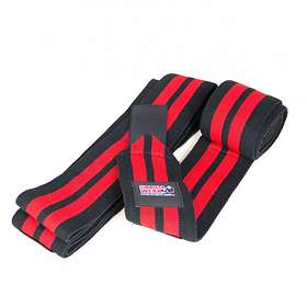 Gorilla Wear Knee Wraps 2,5m