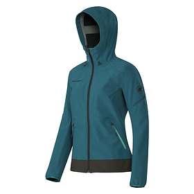 Mammut Runje SO Hooded Jacket (Women's)