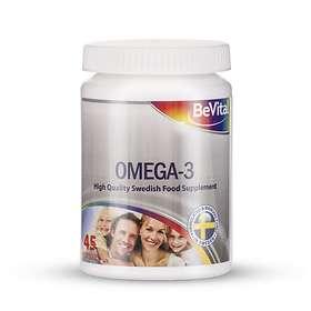 BeVital Omega-3 45 Kapslar