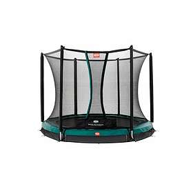 Berg Toys Trampoline InGround Talent with Safety Net 180cm