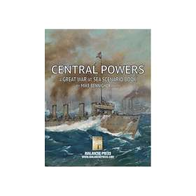 Avalanche Press Great War at Sea: Central Powers