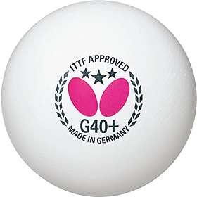 Butterfly 3-Star G40+ (3 balls)