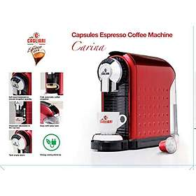 Caffe Cagliari Coffee Machines with Milk Frother