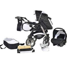 Baby Merc Junior Twist 3in1 (Travel System)