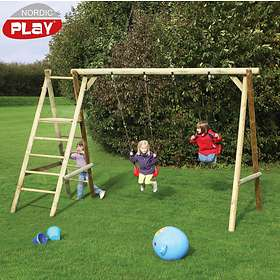 Jungle Gym Swing Med Plattform 240cm