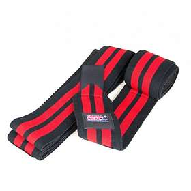 Gorilla Wear Knee Wraps 2m