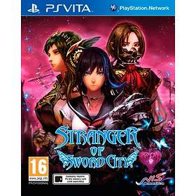 Stranger of Sword City (PS Vita)