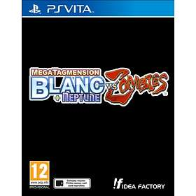 MegaTagmension Blanc + Neptune vs Zombies (PS Vita)