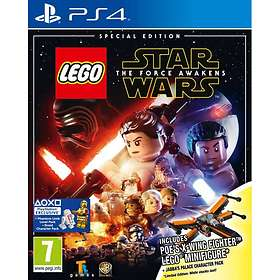LEGO Star Wars: The Force Awakens - Finn Minitoy Edition