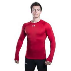 Under Armour HeatGear Sonic Compression LS Shirt (Herr)