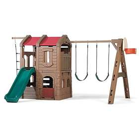 Step 2 Naturally Playful Adventure Lodge Play Center
