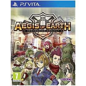 Aegis of Earth: Protonovus Assault (PS Vita)