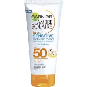 Garnier Ambre/Delial Solaire Kids Sensitive Advanced Wet Skin Lotion SPF50 150ml