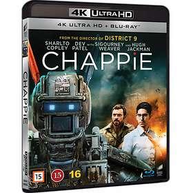 Chappie (UHD+BD)