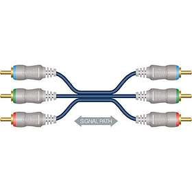Tech Link WiresNX Component 3RCA - 3RCA 5m