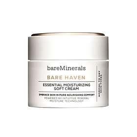 bareMinerals Bare Haven Essential Moisturizing Soft Cream 50g