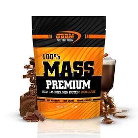 GAAM Nutrition 100% Mass Premium 1,3kg