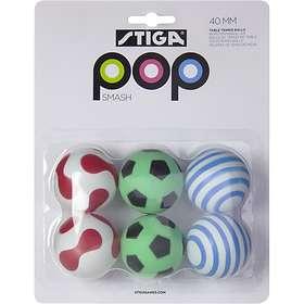 Stiga Sports Pop Smash (6 baller)