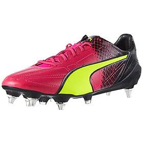 Find the best price on Puma evoSpeed SL II Tricks Leather Mix SG ... db7994dfdb70