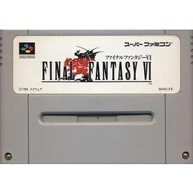 Final Fantasy VI (Giappone)