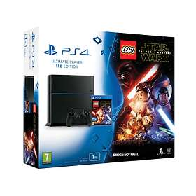 Sony PlayStation 4 1TB (ml. LEGO Star Wars: The Force Awakens)