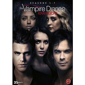 The Vampire Diaries - Säsong 1-7