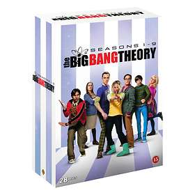 The Big Bang Theory - Säsong 1-9