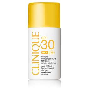 Clinique Mineral Sun Screen Fluid for Face SPF30 30ml