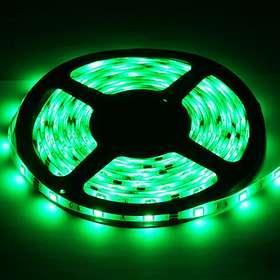 LEDonline LED stripe Epoxy IP65 LED 5050 SMD Green (5m)