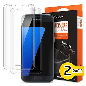 Spigen Curved Crystal Screen Protector HD for Samsung Galaxy S7