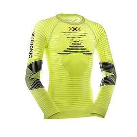 X-Bionic Effektor Running Compression LS Power Shirt (Herre)