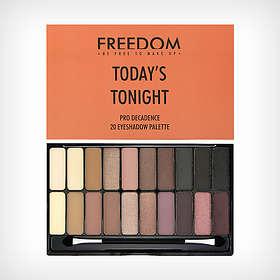 Freedom Makeup Decadence 20 Eyeshadow Palette