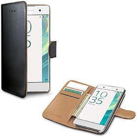 Celly Wallet Case for Sony Xperia XA