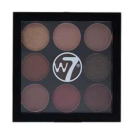 W7 Cosmetics The Naughty Nine Eyeshadow Palette