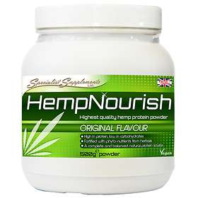Specialist Supplements Hemp Nourish 0.5kg