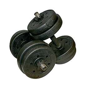 Boyz Toys Complete Weights Set 15kg