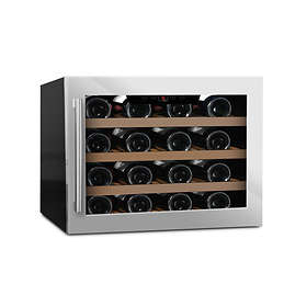 mQuvée WineServe 28 (Ruostumaton Teräs)