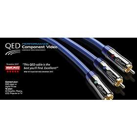 QED Performance Component 3RCA - 3RCA 1m