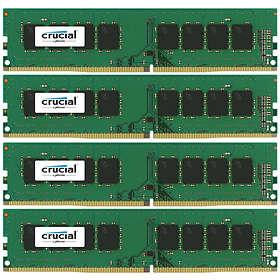 Crucial DDR4 2400MHz 4x8GB (CT4K8G4DFS824A)