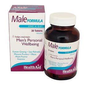 HealthAid Male Formula 30 Tablets