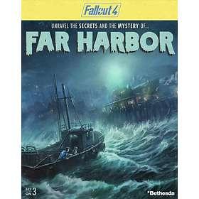 Fallout 4 Expansion: Far Harbor