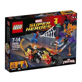 LEGO Marvel Super Heroes 76058 Spindelmannen Ghost Riders Team