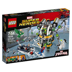 LEGO Super Heroes 76059 Spider-man Doc Ock's Tentacle Trap
