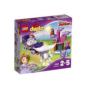 LEGO Duplo 10822 Le carrosse magique de Princesse Sofia